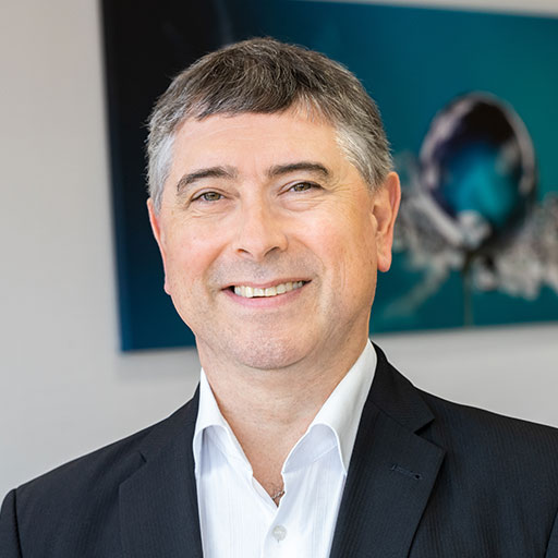 Horst Zimmer - Managing Director - Quality Management and Administration, Packaging Development