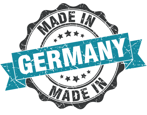 We cooperate with local suppliers for the production of our dosage systems and thus ensure a 100% Made in Germany quality